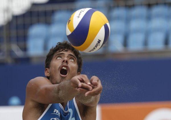 Gira mundial de Federación Internacional de voleibol. Visite nuestra página y sea parte de nuestra conversación: http://www.namnewsnetwork.org/v3/spanish/index.php #nnn #bernama #malaysia #malasia #brazil #brasil #voleibol #volleyball #deportes #sports #copacabana #rio #fivb #canada #news #noticias