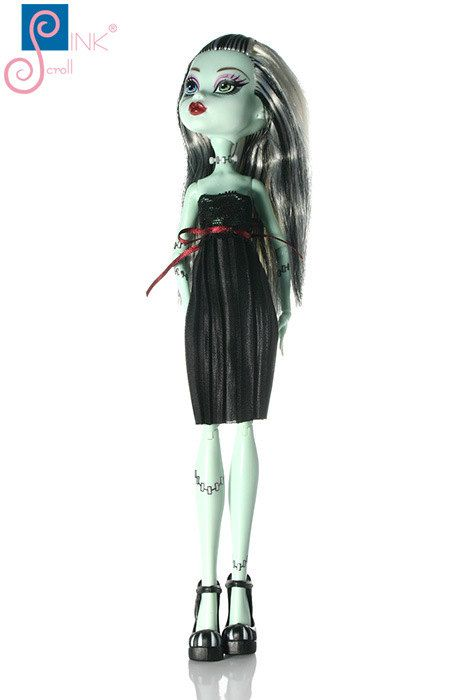 Monster High clothes dress: Ruxa by Pinkscroll on Etsy
