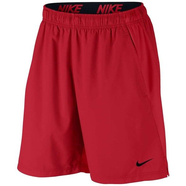 Big & Tall Nike Flex Stretch Training Shorts ($35) ❤ liked on Polyvore featuring men's fashion, men's clothing, men's activewear, men's activewear shorts, dark pink, mens activewear shorts and mens big and tall activewear