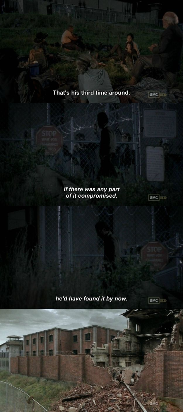 The 33 Most Frustrating Things About The Walking Dead. SO funny if you like The Walking Dead!!