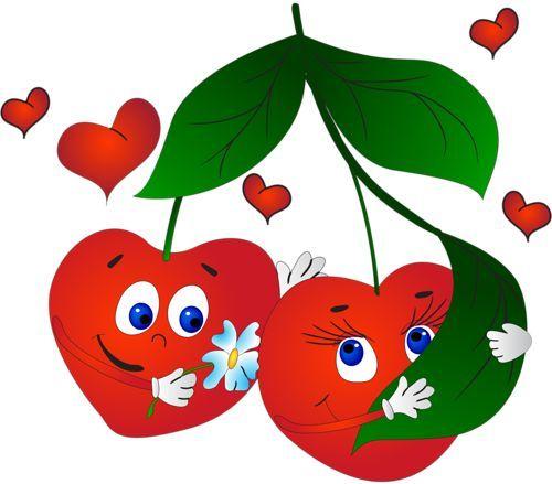 Днем ангела, смешные рисунки вишни