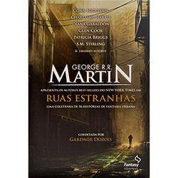 Livro - Ruas Estranhas: Uma Coletânea de 16 Histórias de Fantasia Urbana