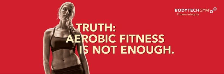 AEROBIC FITNESS IS NOT ENOUGH  Fitness Truths on Strength with BodyTech founder, Peter Rana.