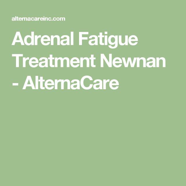 Schön Adrenal Fatigue Treatment Newnan   AlternaCare. Nebennierenschwäche  BehandlungNebennieren