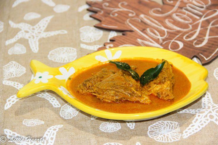 Bengali Fish Curry In Coconut Milk & Mustard Paste