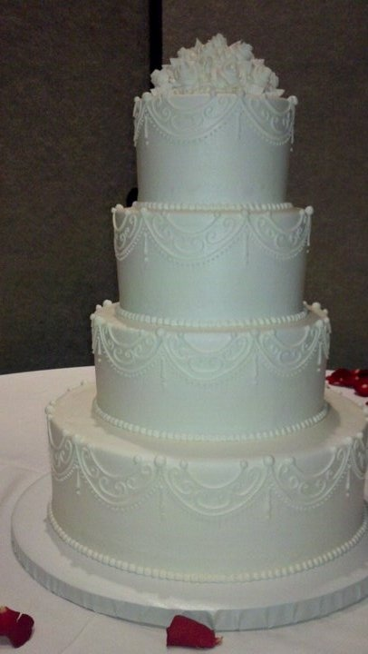 Home Bakery Downtown Rochester Very Pretty Wedding Cakes