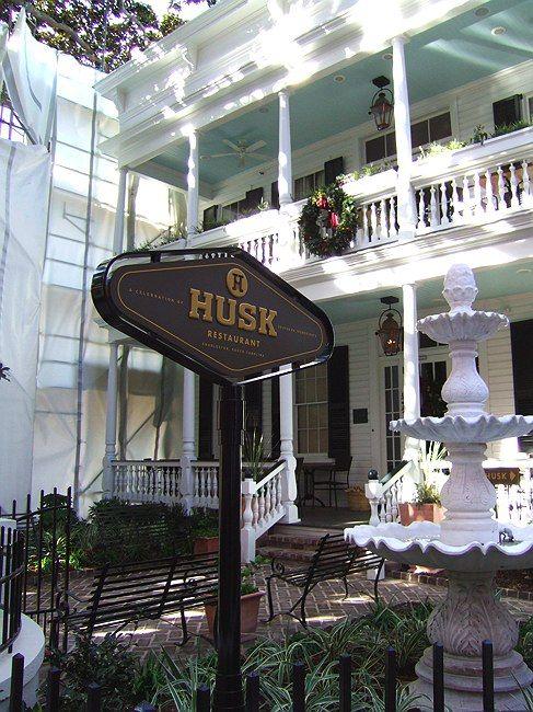 Husk Restaurant - Charleston, SC