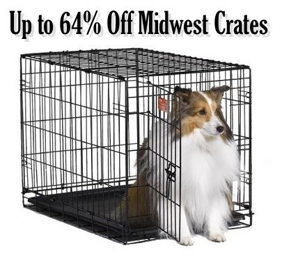 Up to 64% Off Midwest Crates - http://www.swaggrabber.com/?p=287689