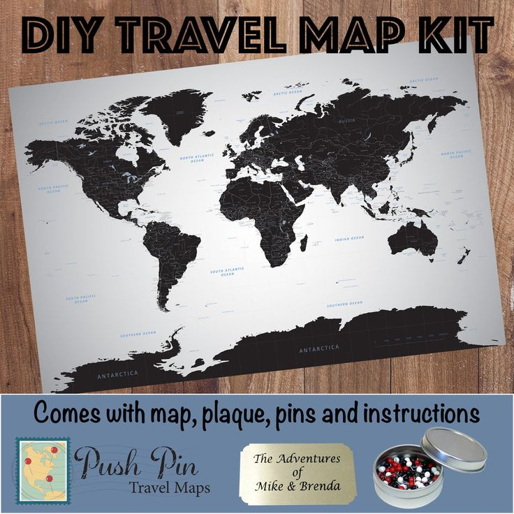 1000 images about Our Products Push Pin Travel Maps on – World Map To Track Your Travels