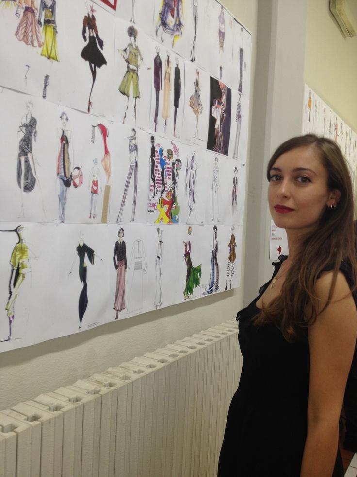 Accademia di costume e di moda open day michela fasanella for Accademia fashion design milano
