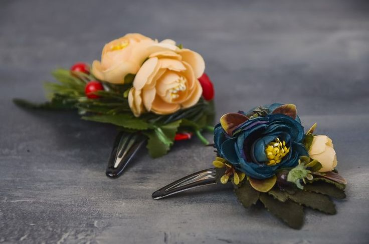 Kreatívny kurz Kvetinové čelenky do vlasov
