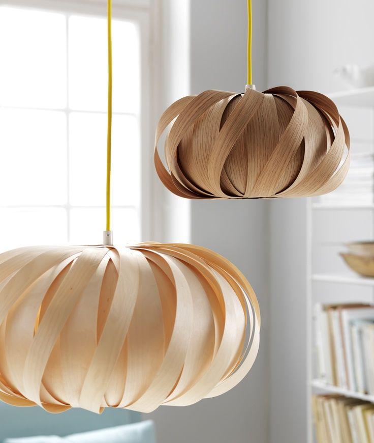 Furnier Lamp