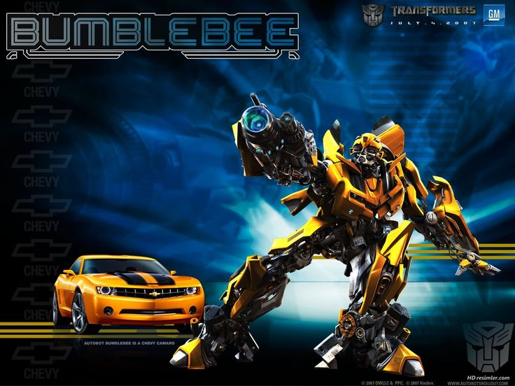 Download Bumblebee Transformers Hd Resimler 456964 and HQ Pictures - megahdwall.com