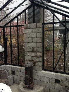 växthus med kamin - Sök på Google