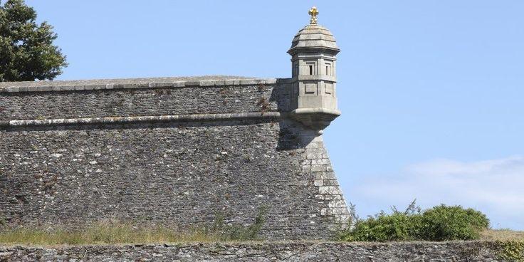 Citadelle de Mont-Louis,Castelnou,France.