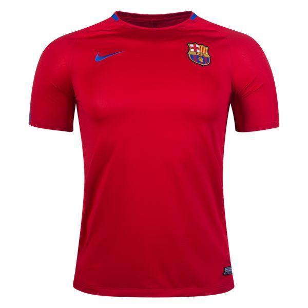 Nike Barcelona Training Squad Jersey 17/18