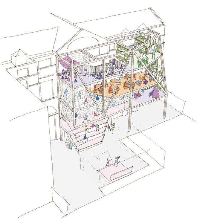 Soho Parish School | Erect Architecture