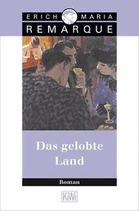 Erich Maria Remarque: Das gelobte Land (The Promised Land) 1970 LB 4.5