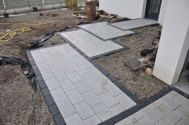 Voie Allee Enrobee Haut Rhin 68 Acces Porte D Entree En 2020 Amenagement Jardin Devant Maison Entree De Maison Exterieur Et Amenagement Jardin