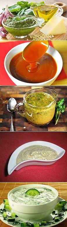 10 вкуснейших домашних соусов