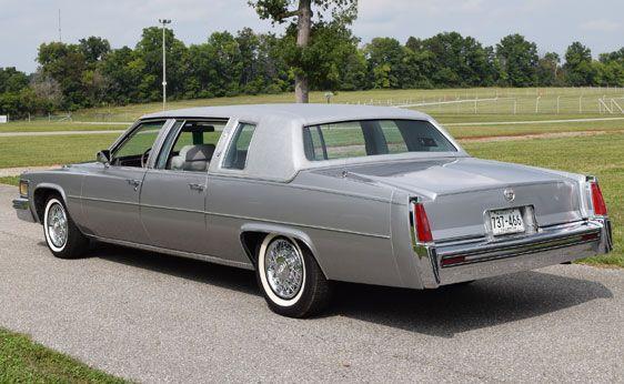 1977 Cadillac Series 75 Fleetwood Limousine