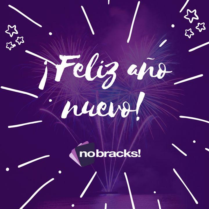 FELIZ AÑO NUEVO! #sonríe #nobracks #OrtodonciaInvisible