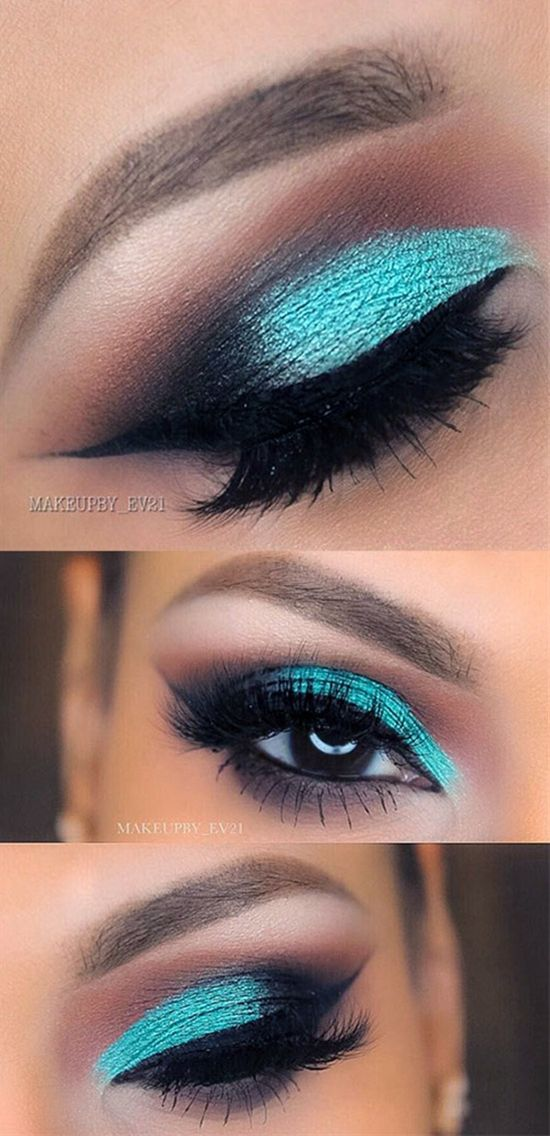 7 Striking Eyeshadow Color Combinations To Try For Special