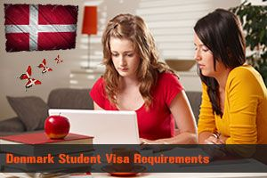 Denmark Student Visa Requirements