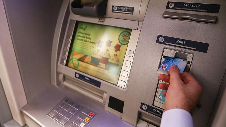 Bankacılık sektöründe ortak ATM kullanımının daha etkin hale getirilmesi amacıyla kullanım ücretlerine sınırlamalar getirilecek.