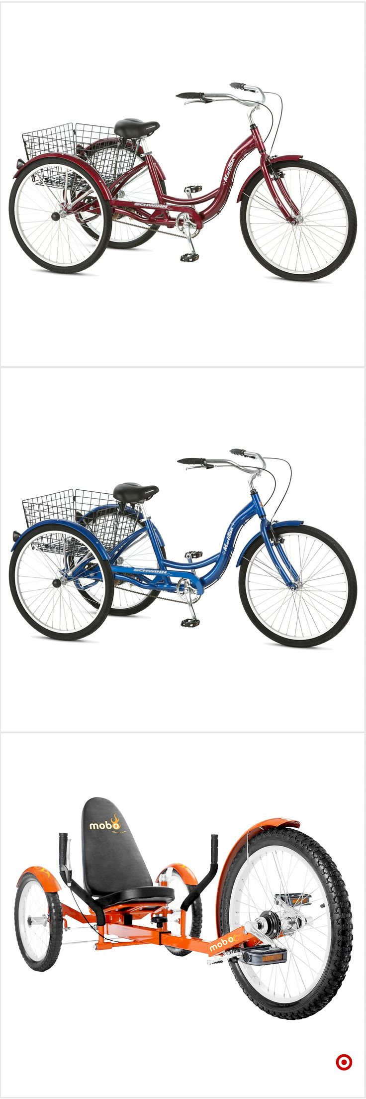 Shop Target for tricycles you will love at great low prices. Free shipping on orders of $35+ or free same-day pick-up in store.