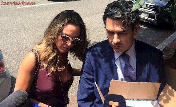 Actress Kate del Castillo files complaint against Mexico