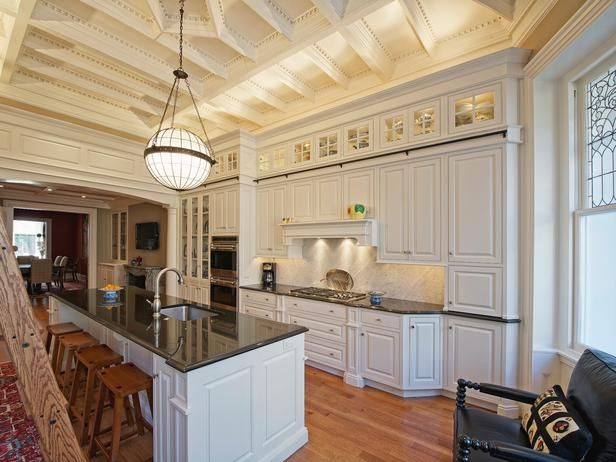 Traditional Kitchens from Dave Stimmel on HGTV