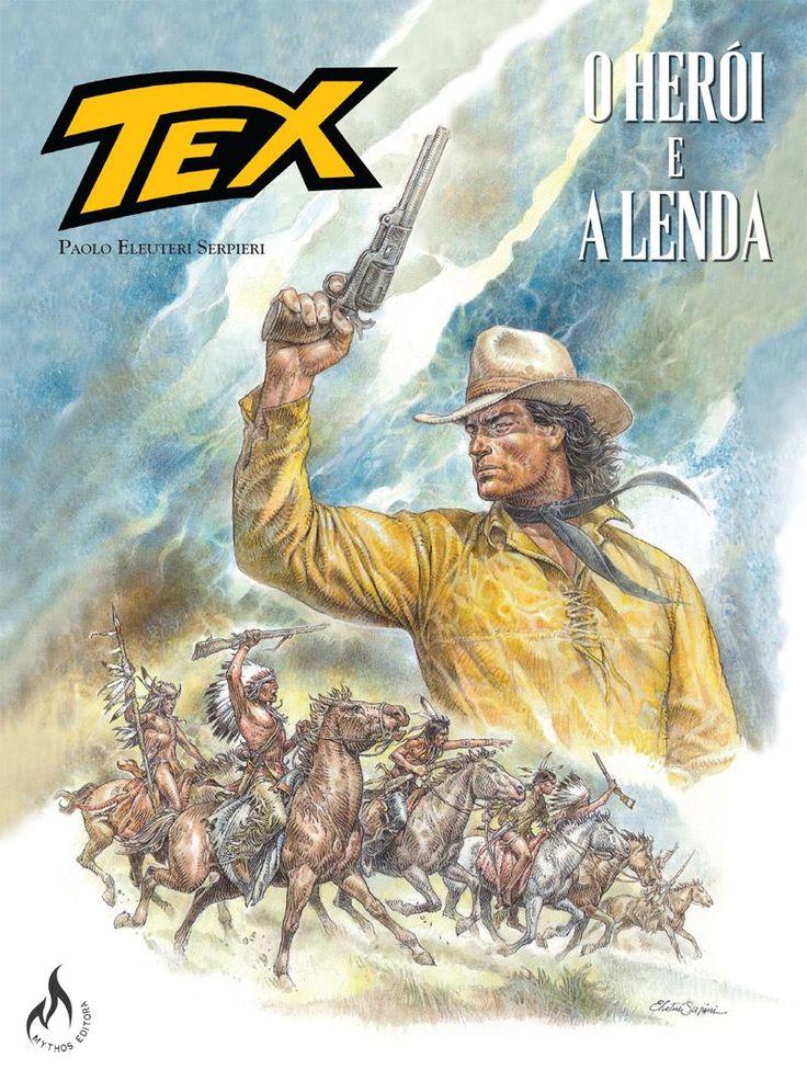 Tex Graphic Novel #1