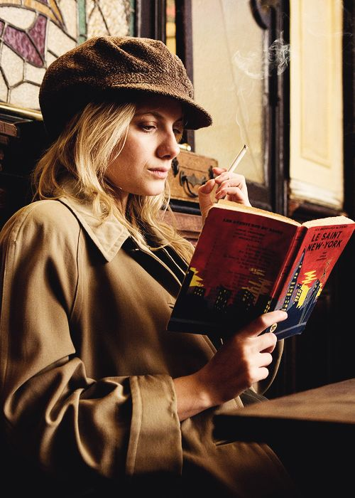Melanie Laurent in Inglorious Basterds                                                                                                                                                                                 Plus