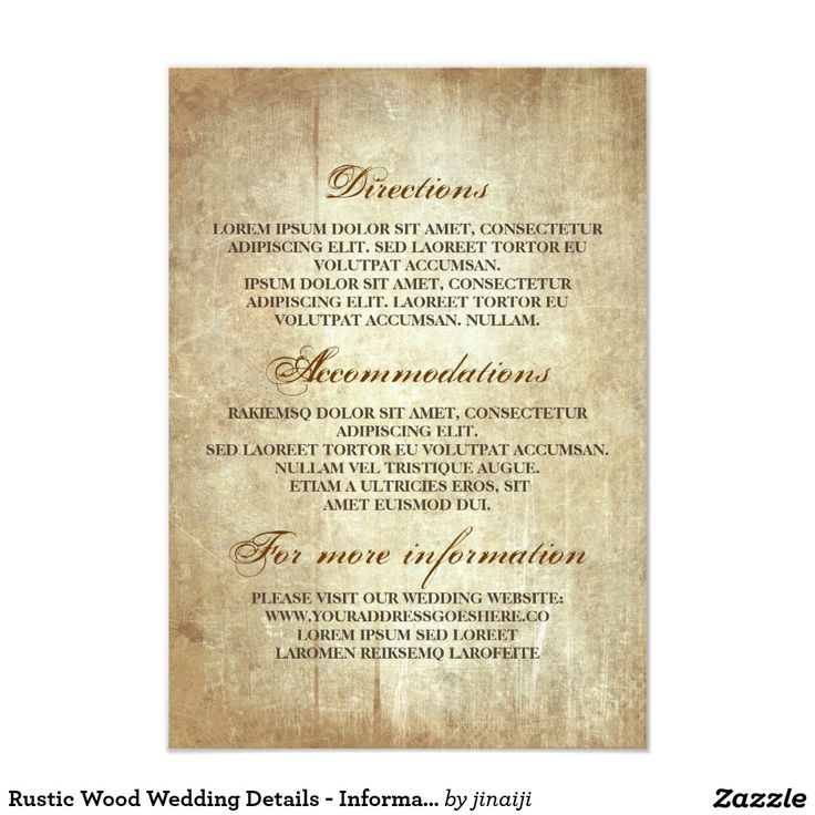 880 best Country Wedding Invitations images on Pinterest | Country ...
