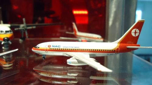 NAC 737-219 1/400 version two