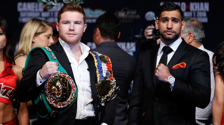 Canelo vs Khan: Fight schedule, on May 7, 2016. Canelo vs Khan live stream free: http://amirkhanvscanelo.net/ HBO PPV, TV channel, fight time, TV coverage, start time and how to watch Amir Khan vs Canelo Alvarez fight live online