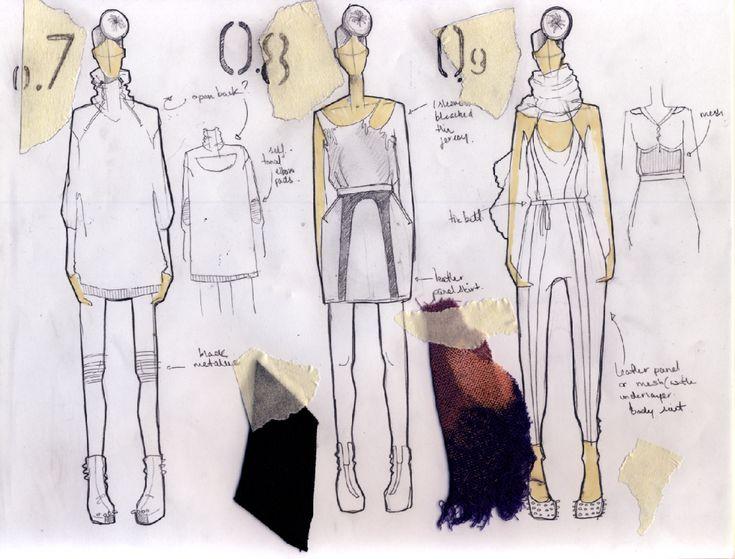 sketch - Fashion Design Ideas