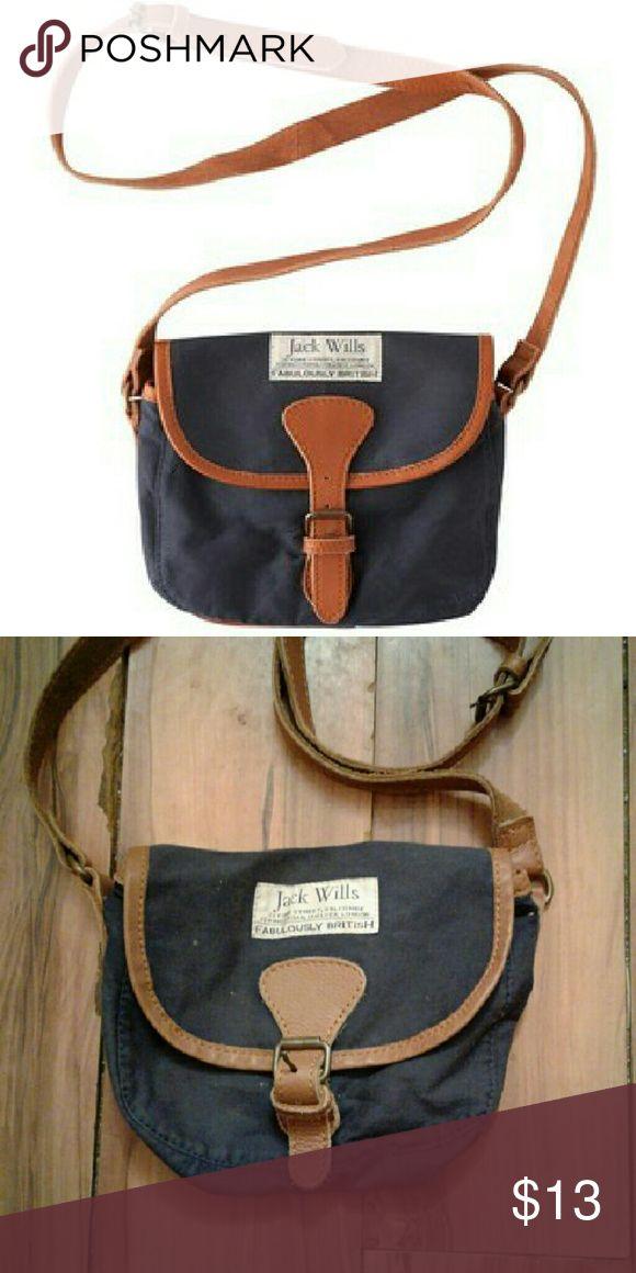 Jack Wills  handbag Jack Wills Ebley Bag in fairly good condition Jack Wills Bags