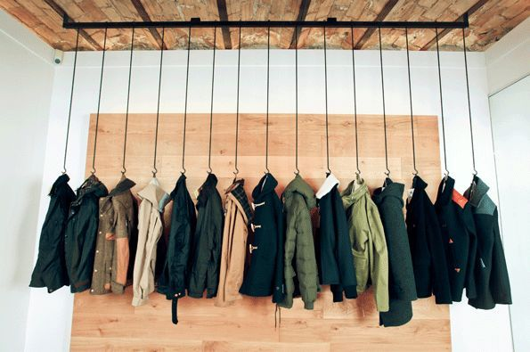 theNextdoor Avignon shop   Outerwear Visual Merchandising #Gourmetillo Loves..!!!