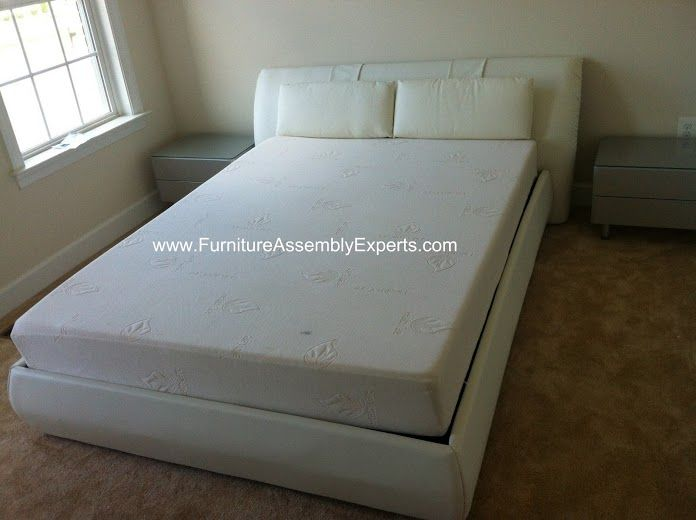 Bed Assembled In Loudoun County Va By Furniture Assembly Experts  Professional   Call 2407052263