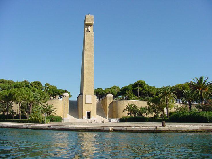 Monumento al Marinaio d'Italia - Marina Militare