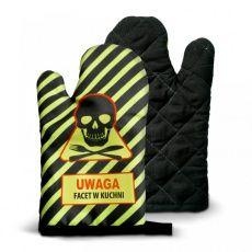 Gadget Factory Rękawica Niebezpiecznego Kucharza