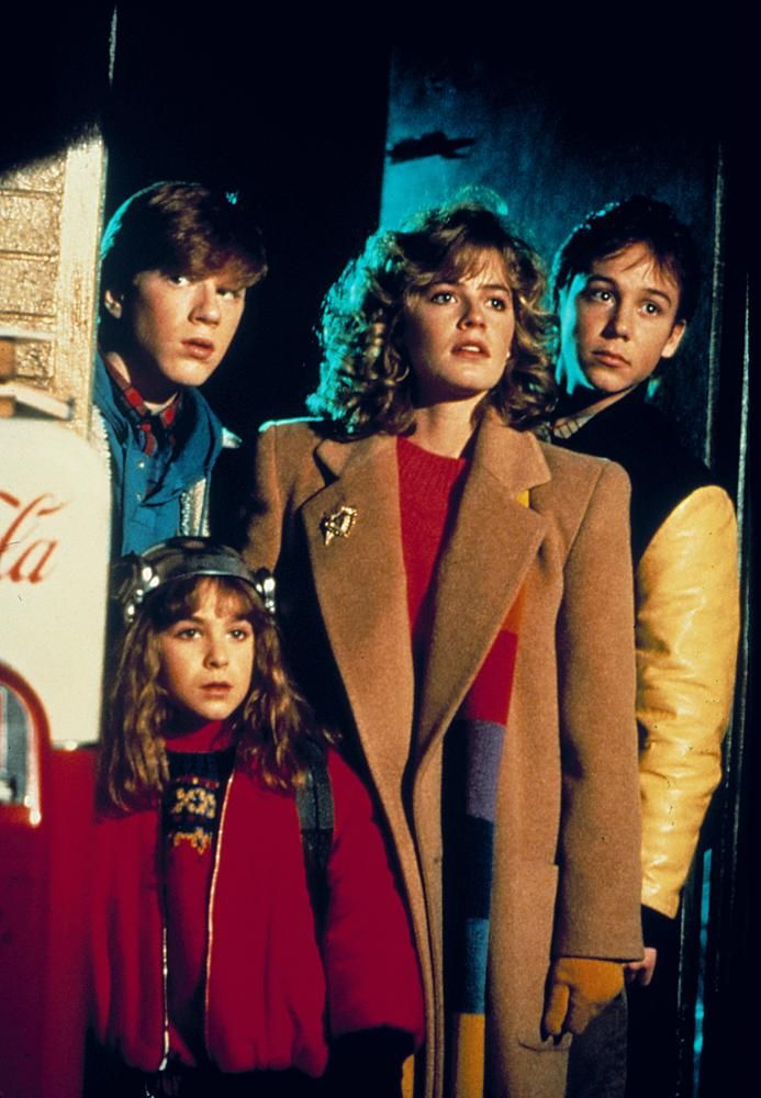 Adventures in Babysitting (1987) - Anthony Rapp, Maia Brewton, Elisabeth Shue, Keith Coogan