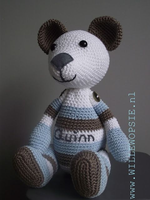 17 Best images about Amigurumi Bears & Bunnies on ...