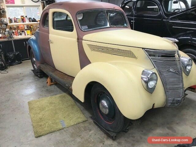 1937 Ford Other Ford Other Forsale Canada Cars For Sale Ford Ford Mustang Fastback