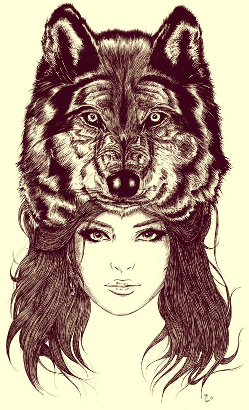 girl wolf                                                                                                                                                                                 More