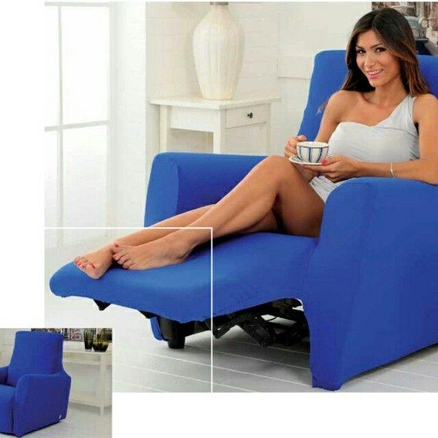 Cura il tuo momento di relax! #copripoltrona #comoda #recrinabile #Genius http://goo.gl/qxVQve