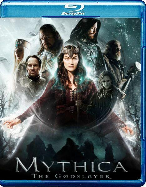 Мифика. Богоубийца / Mythica: The Godslayer (2016/WEBRip)  Когда зомби легионы Короля-лича опустошают мир, Марек, проклятая молодая волшебница, отправляется на поиски, чтобы получить оружие созданное Богами, со своим другом Дагеном, корыстным полуэльфом мошенником. Но когда она присоединяется к ее заклятому врагу в отчаянной попытке спасти мир, она должна восстановить все хорошее в себе, прежде чем ее друзья станут все покойниками, и с волей и храбростью она обязана победить Короля-лича…