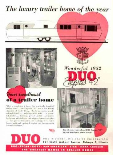 Duo Empress 42 Trailer Created By Mid States